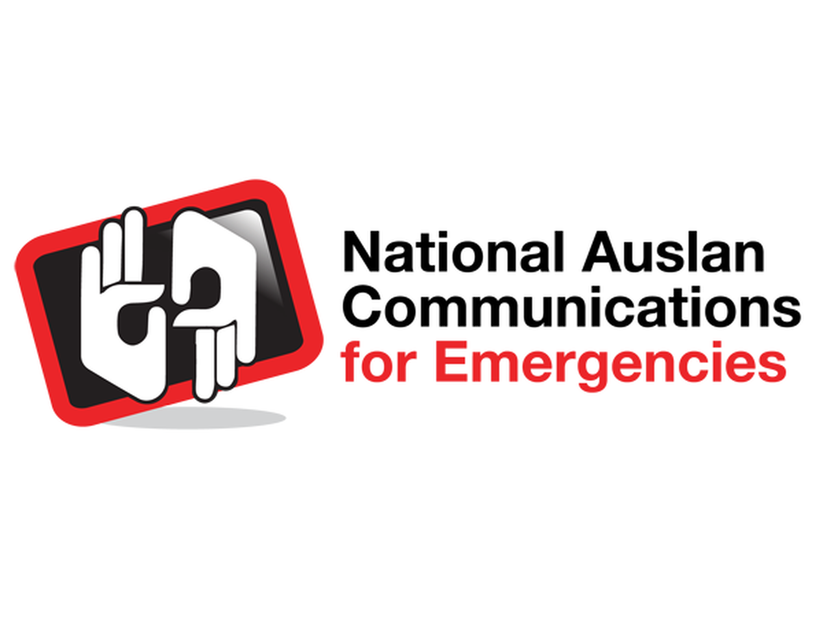 National Auslan Communications For Emergencies